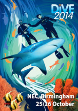 Vandagraph Exhibiting at Dive Show 2014
